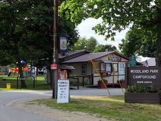 Woodland Park Campground