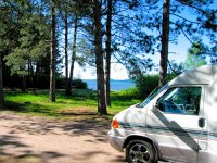 bay furnace campground upper peninsula