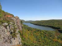 Lake of the Clouds Porcupine Mountains