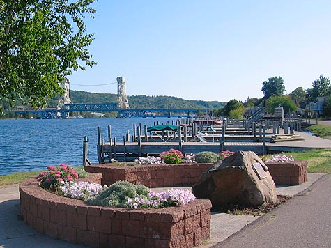 houghton, michigan upper peninsula