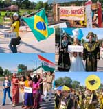 Houghton Parade of Nations Festival