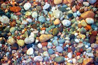 Lake Superior Rocks and Beach Stones