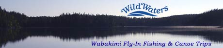 Wabakimi Wilderness Canoe Outfitting Services