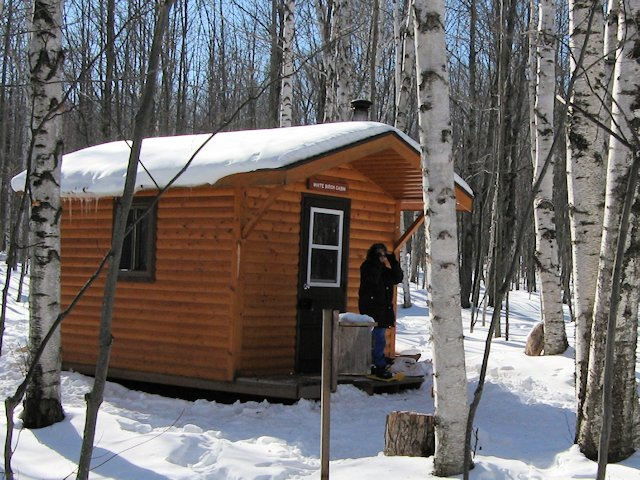 Marvelous Porcupine Mountains Backcountry Cabin ... Photo Gallery